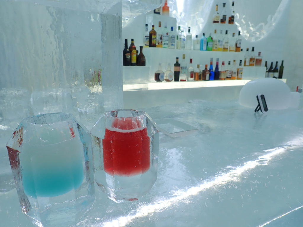 しかりべつ湖コタンのアイスカフェバーの営業時間