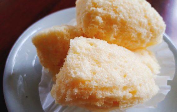 帯広のとてっぽ通りを走っていた十勝鉄道と日甜の関係・高橋まんじゅう屋の包装紙の秘密 たかまんの蒸しパン