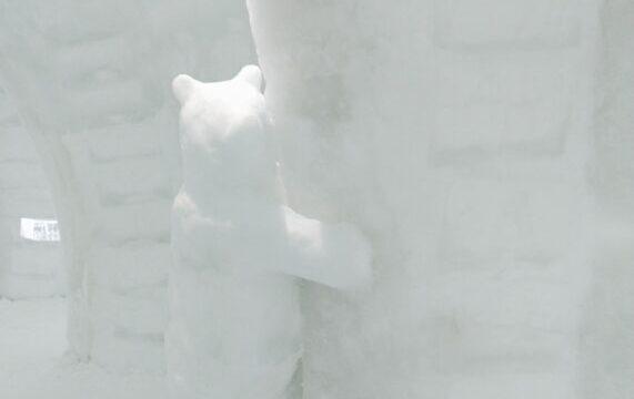 2021年のしかりべつ湖コタンに行ってスノーモービル&スノーラフティングを楽しんできた!