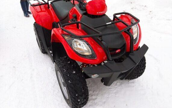 十勝芽室で楽しむスキー以外の冬遊び!めむろ新嵐山スカイパークでバギー&ファットバイクに乗ってきた