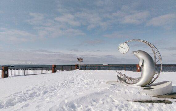 冬の稚内・ノシャップ岬に行って来た!寒流水族館・オシャレ可愛い稚内の道の駅やガイドブックが素敵だった感想まとめ